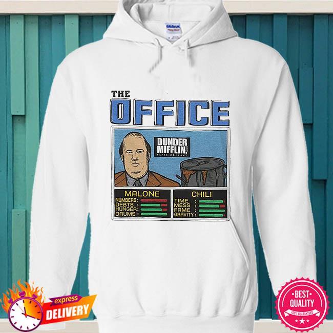 The Office Dunder Mifflin s hoodie